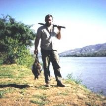 1985-ben Zimbabweben