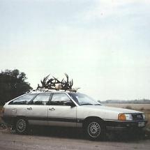 1988. MAVAD-os szolgálatban